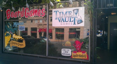 Photo of Tourist Attraction Time Vault Games at 1224 Sw Broadway, Portland, OR 97205, United States