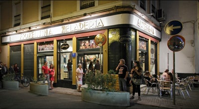 Photo of Restaurant Heladeria La Fiorentina at Calle Zaragoza, 16, Seville 41001, Spain