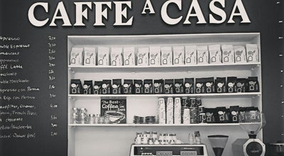 Photo of Cafe Caffe a Casa at Servitengasse 4a, Vienna 1090, Austria