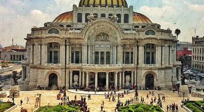 Photo of Opera House Palacio de Bellas Artes at Av. Juárez S/n, Cuauhtémoc 06050, Mexico