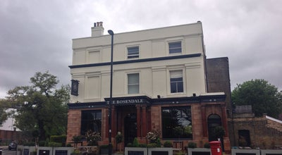 Photo of Pub The Rosendale at 65 Rosendale Rd, West Norwood SE21 8EZ, United Kingdom