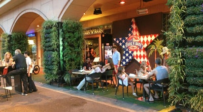 Photo of American Restaurant Stars'n'bars at Port Hercule, Monaco-Ville 98000, Monaco