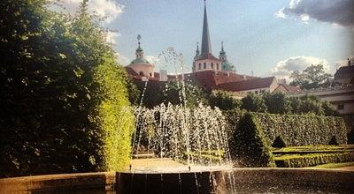 Photo of Garden Valdštejnská zahrada at Letenská 118/1, Praha 118 00, Czech Republic