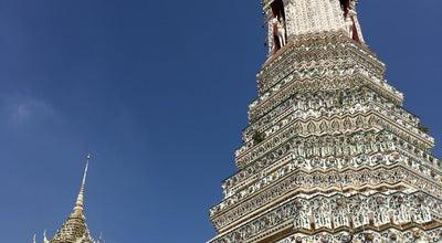 Photo of Temple Wat Arun at Thailand
