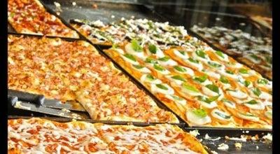 Photo of Pizza Place Tony Vespa (טוני וספה) at 140 Rothschild Blvd, Tel Aviv, Israel