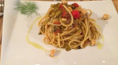 Photo of Italian Restaurant Badalamenti Cucina e Bottega at Viale Galatea 55, Mondello 90151, Italy