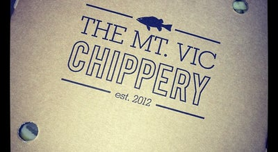 Photo of Restaurant The Mt Vic Chippery at 5 Majoribanks Street, Wellington 6011, New Zealand