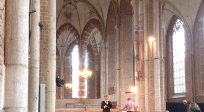 Photo of Church Lebuïnuskerk at Grote Kerkhof 42, Deventer 7411 KV, Netherlands