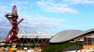 Photo of Park Queen Elizabeth Olympic Park at Olympic Stadium Stratford Station, London E20 2ST, United Kingdom