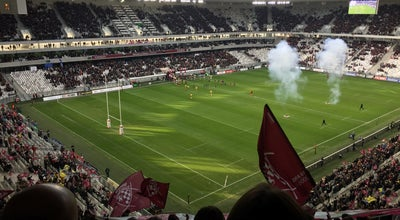 Photo of Stadium Stade Matmut Atlantique at Avenue De La Jallere, Bordeaux 33300, France