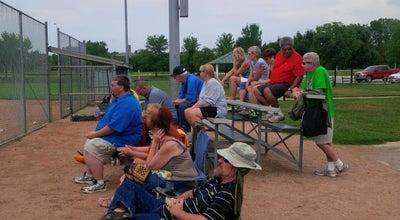 Photo of Baseball Field Peterson Softball Fields at Papillion, NE, United States