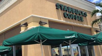 Photo of Coffee Shop Starbucks at 2501 E Sunrise Blvd, Fort Lauderdale, FL 33304, United States