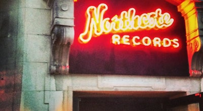 Photo of Italian Restaurant Northcote Records at 8-10 Northcote Road, London SW11 1NT, United Kingdom
