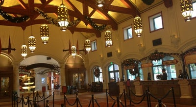 Photo of Hotel Disney's Coronado Springs Resort at 1000 West Buena Vista Drive, Orlando, FL 32830, United States