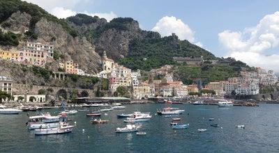 Photo of Beach Costa Amalfitana at Supportico Ferrari 10, Amalfi 84011, Italy