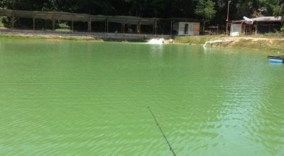 Photo of Lake Kolam Semenyih at Malaysia