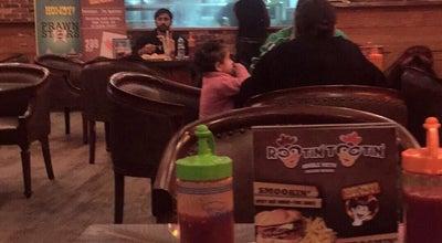 Photo of Burger Joint Howdy MM Alam Road at Adjacent To Khaadi, L Block, Lahore, Pakistan