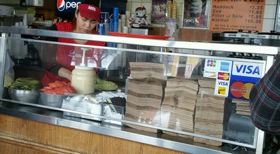 Photo of Fast Food Restaurant Dairy Freeze at 1601 St Clair Ave W, Toronto, Canada