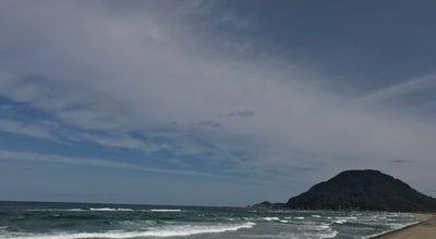 Photo of Beach 砂丘海水浴場 at 福部町湯山, 鳥取市, Japan