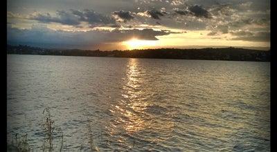 Photo of Lake Costanera (Lago San Roque) at Villa Carlos Paz, Argentina
