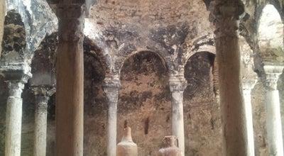 Photo of Monument / Landmark Banys Arabs (Arab Baths) at Carrer De Serra, 7, Palma de Mallorca 07001, Spain