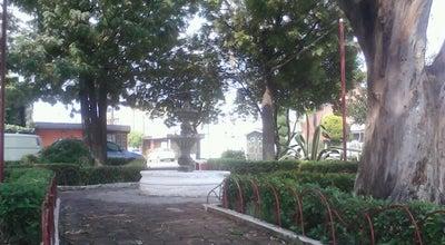 Photo of Basketball Court Parque Ahuehuetes at Ahuehuetes, Naucalpan 53240, Mexico