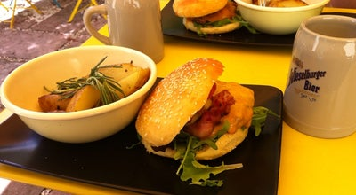 Photo of American Restaurant Guerilla Burger at Nonntaler Hauptstrasse 9, Salzburg 5020, Austria