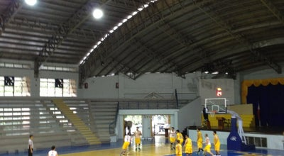 Photo of Basketball Court Marist School Gymnasium at Marist School Ground, Marikina City, Philippines