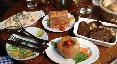 Photo of Mediterranean Restaurant Konoba Menego at Ulica Kroz Grodu 26, Hvar 21450, Croatia