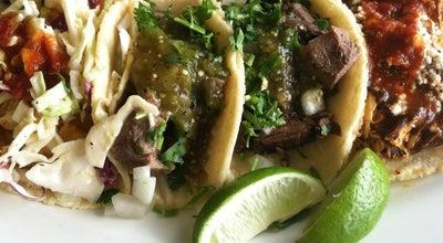 Photo of Mexican Restaurant Taqueria Los Anaya at 4651 W Adams Blvd, Los Angeles, CA 90016, United States