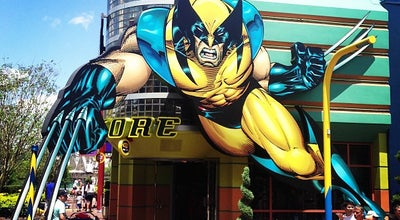 Photo of Theme Park Marvel Superhero Island at Islands Of Adventure, Orlando, FL 32819, United States
