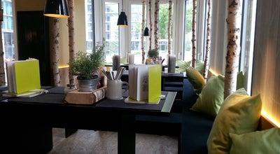 Photo of American Restaurant Hans Im Gluck at Lissabonner Strasse 2, Stuttgart 70173, Germany