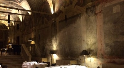 Photo of Restaurant La Veranda at Borgo Santo Spirito, 73, Roma 00193, Italy