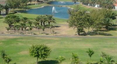 Photo of Golf Course Campo De Golf Maspalomas at Spain