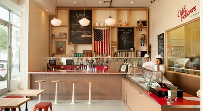 Photo of American Restaurant OddFellows Ice Cream Co. at 175 Kent Ave, Brooklyn, NY 11249, United States
