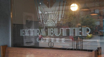 Photo of Restaurant Extra Butter Coffee at 283 Roncesvalles Ave, Toronto M6R 2M3, Canada