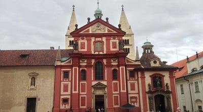 Photo of Church Bazilika sv. Jiří at Nám. U Svatého Jiří 11, Praha 119 08, Czech Republic