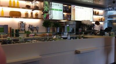 Photo of Restaurant Julia's at Turfmarkt 254, The Hague 2511 DJ, Netherlands