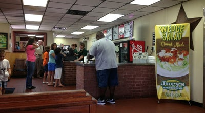 Photo of American Restaurant Jucy's Hamburgers Eastman Rd at 2701 N Eastman Rd, Longview, TX 75605, United States