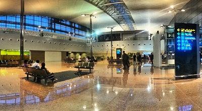 Photo of Airport Brunei International Airport (BWN) at Brunei International Airport, Bandar Seri Begawan BB2713, Brunei