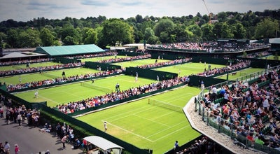 Photo of Athletics and Sports The All England Lawn Tennis Club at Church Road, London SW19 5AE, United Kingdom