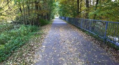Photo of Outdoors and Recreation Cyklostezka u Nisy at Liberec, Czech Republic