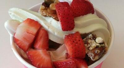 Photo of Frozen Yogurt Spoon at 2473 18th St Nw, Washington, DC 20009, United States