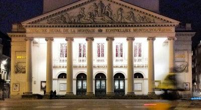 Photo of Opera House De Munt / La Monnaie at Léopoldstraat 4 Rue Léopoldstraat, Brussel 1000, Belgium