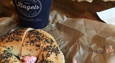 Photo of Bagel Shop H&H Midtown Bagels East at 526 Columbus Ave, New York, NY 10024, United States