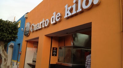 Photo of Burger Joint Cuarto de Kilo at Calle Juárez 217, Tlaquepaque 45500, Mexico