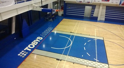 Photo of Basketball Court Toby's Arena Pasig at Philippines