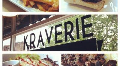 Photo of Korean Restaurant Kraverie at 24 Mercer St, Jersey City, NJ 07302, United States