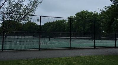 Photo of Tennis Court Branch Brook Park Tennis Courts at Essex, NJ, United States