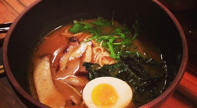 Photo of Japanese Restaurant Ramen Shop Oakland Califonia at 5812 College Ave, Oakland, CA 94618, United States